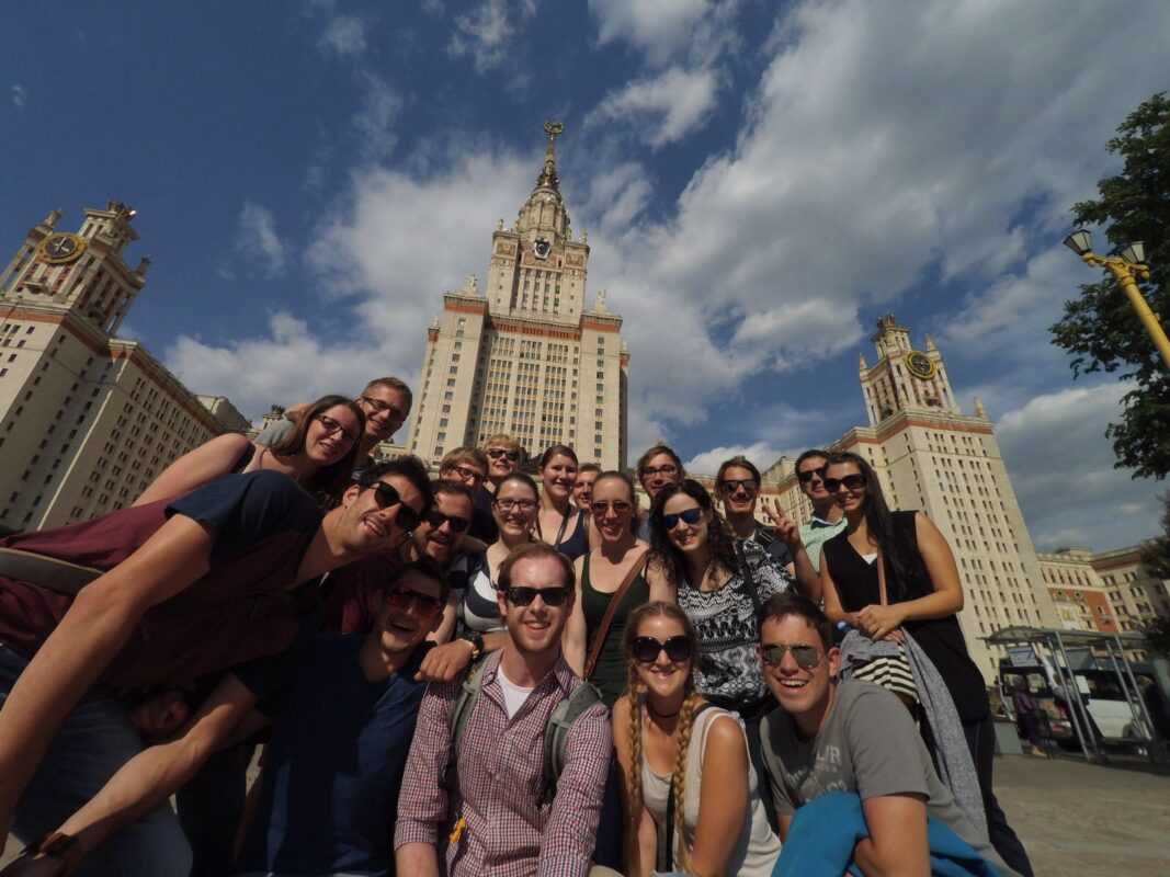 Studienreise Moskau_2016